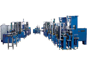 Airbag Inflator Assembly Line Adapt Automation
