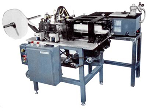 Automatic Pleating and Hot Melt Application Machine​ adapt automation