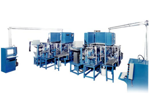 Basket Assembly Machine adapt automation