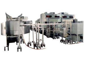 Blood Plasma Processing Line adapt automation