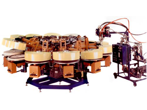 Centrifugal Molding Machine adapt automation