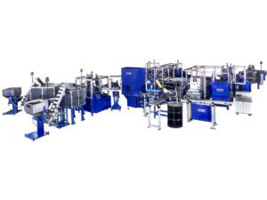 fuel filter assembly line adapt automation