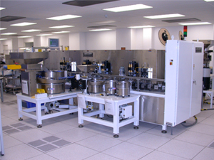 Medical Vial Assembly Machine adapt automation