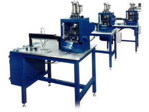 Unprotected Header Multiple Cutting Machine adapt automation