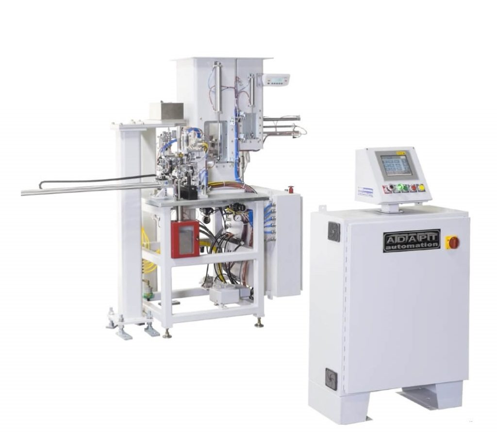 Aerospace Igniter Pyrotechnic Propellant Load and Consolidation Machine adapt automation